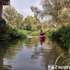spływ kajakowy oława