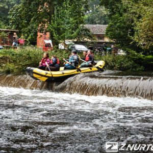 Moravice - kajaki i pontony